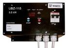 Блок управления и защиты однофазных электродвигателей УБЗ-115