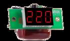 Вольтметр цифровой Вм-14 (220В АС) однофазный без корпуса