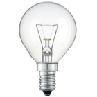 Лампа PHILIPS P-45 Е14 60W прозрачная шар
