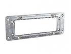 Суппорт для мехнизмов 6мод. металл MGU7.106
