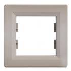 Рамка 1 пост бронза горизонтальный EPH5800169