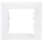 Рамка 1 пост белая SDN5800121