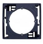 Коробка для накладного монтажа графит SDN6100170