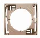 Коробка для накладного монтажа титан SDN6100168