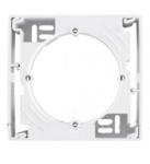 Коробка для накладного монтажа белый SDN6100121