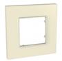 Рамка 1 пост камень универсальная MGU2.702.16