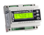 Цифровой терморегулятор трехканальный с недельным программатором ТК-7 (-55,9....+127,9 С; 6 А