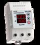 Реле напряжения с контролем тока VA-protector 50A