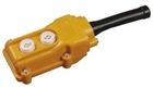 Пульт управления тельфером ПКТ-61 на 2 кнопки IP54 ИЭК