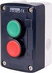 Кнопочный пост e.cs.stand.xal.d.211, пуск-стоп
