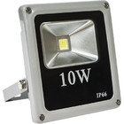 Прожектор LL-830 1LED 10W белый 6400K 230V (117*125*36mm) Серебро IP66
