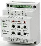 Реле напряжения и контроля фаз РНПП 301 380В