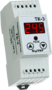 Цифровой терморегулятор одноканальный ТК-3 (-55,9 ... +125 C; 10А)